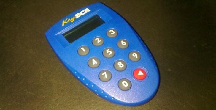 Cara ganti PIN KeyBCA atau reset token BCA