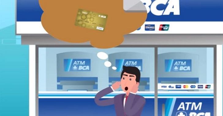 Cara tarik tunai tanpa menggunakan kartu ATM BCA