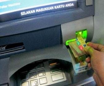 Cara Menggunakan Kartu Atm Bca Untuk Tarik Tunai Bank Sentral