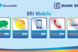 BRI Mobile, SMS Banking dan Internet Banking dalam Satu Aplikasi
