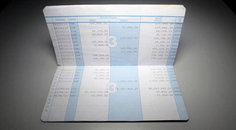 Ganti buku tabungan BCA yang habis, rusak, hilang, dan pindah alamat