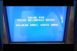 Kartu ATM BRI terblokir (penyebab, cara, dan syarat mengatasi)