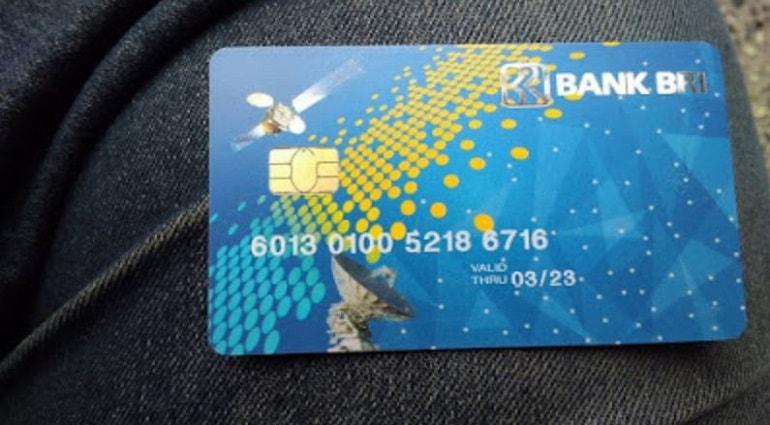 Syarat dan cara membuat kartu ATM BRI berbagai jenis