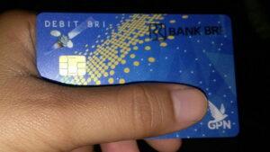 Kartu ATM BRI hilang