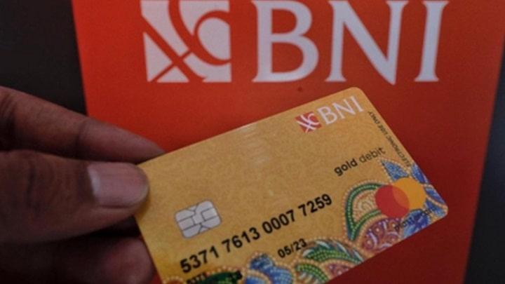 Kartu ATM BNI Gold
