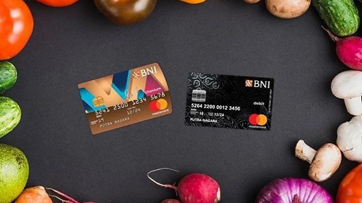 Kartu ATM BNI Platinum