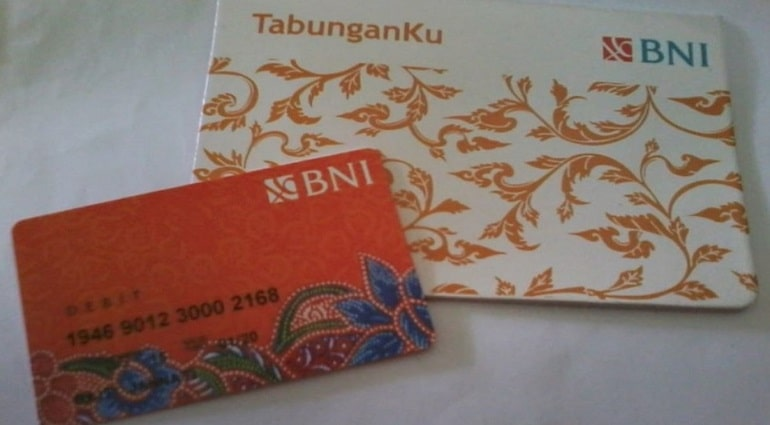 Jenis-jenis kartu ATM BNI - Bank Sentral