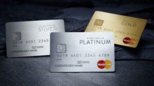 Kartu debit BNI Silver, Gold, Platinum