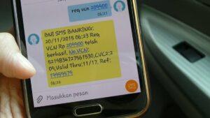 Cara mendaftar SMS banking BNI via ATM dan kantor cabang bank