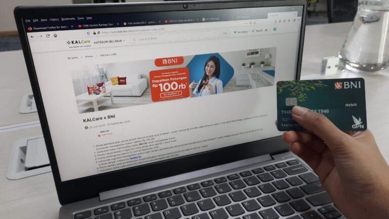 Cara registrasi dan aktivasi BNI Internet Banking