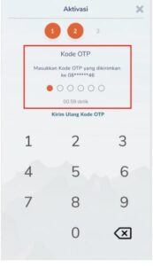 Kode OTP